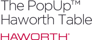 popup table haworth