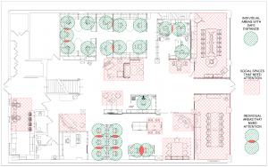Return to work floorplate assessment