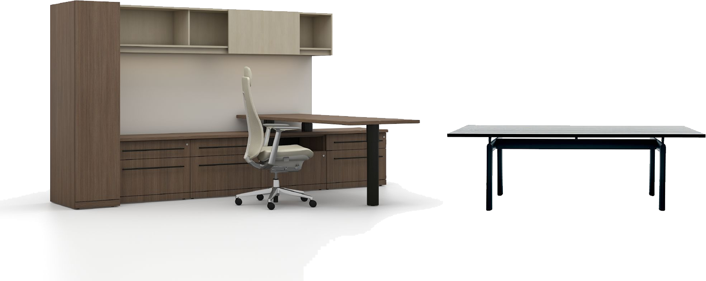 DESK FREESTANDING MASTERS and desk free lc6