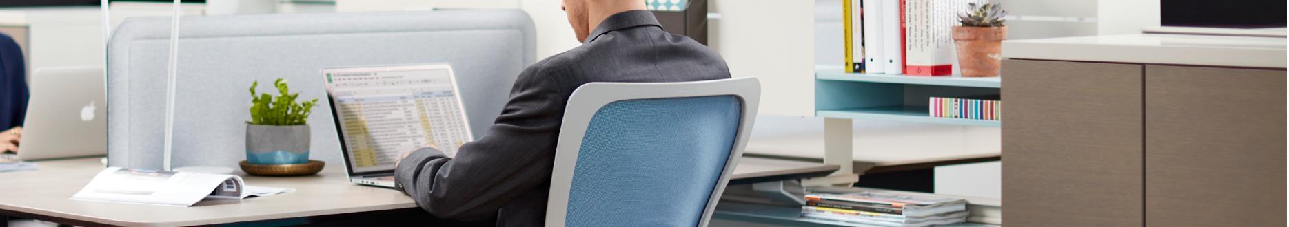 Haworth Systems zody chair