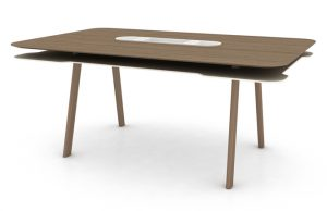 IMMERSE STACK Haworth table