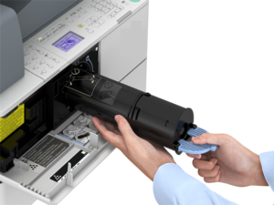 managed pring services toner and ink replacement