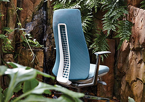 New products from DBI - Fern chair