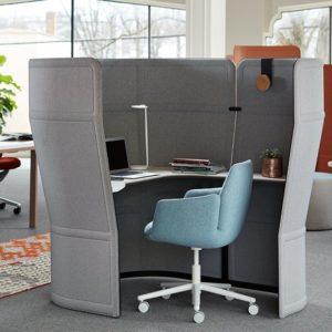 Haworth Openest retreat furnishings desks desk